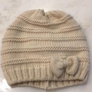 Other - Target Toddler Girls Knit Winter Hat